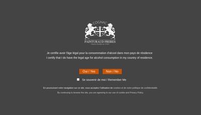 Site internet de SARL J Painturaud