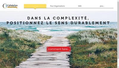 Site internet de Co'Efficience3