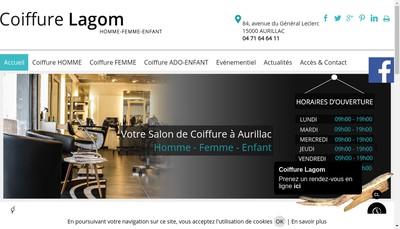 Site internet de Lagom