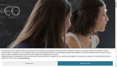 Site internet de Cojecom