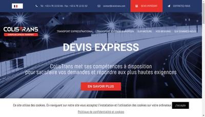 Site internet de Artdeco Diffusion