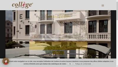 Site internet de Nouvelle Societe Celtic Hotel