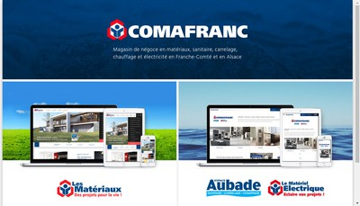 Site internet de Comafranc