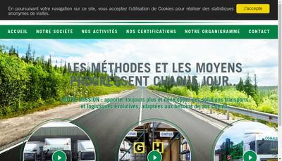 Site internet de Comaldis