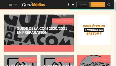 Site internet de Marketeam