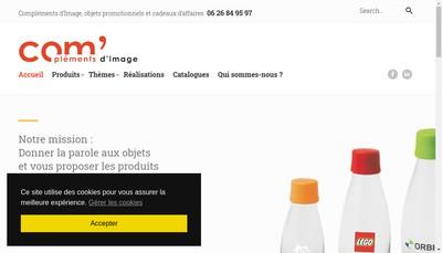 Site internet de Complements d'Image