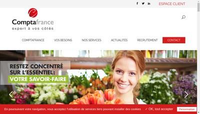 Site internet de Comptafrance