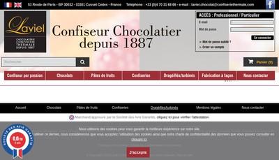 Site internet de Le Bonbon d'Auvergne