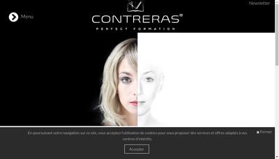 Site internet de L'Academy By Jm Contreras