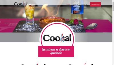 Site internet de Cookal SAS