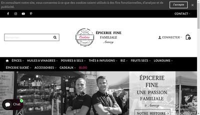 Site internet de Cookme