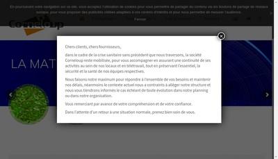 Site internet de Corneloup-Vuillafans