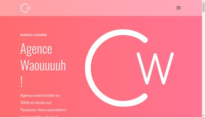 Site internet de Cosiweb