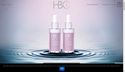 Site internet de Hbc One