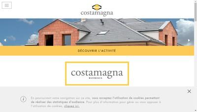 Site internet de Docks Costamagna et Ma Maison