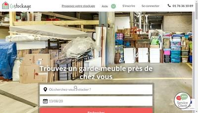 Site internet de Costockage