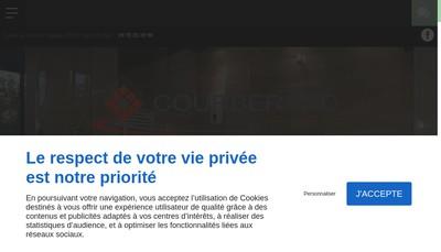 Site internet de Courberand
