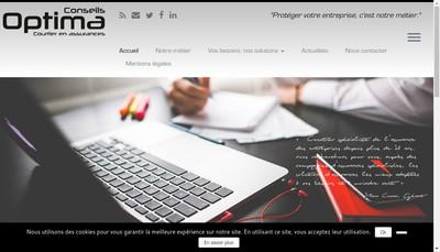 Site internet de Vettier Assurances
