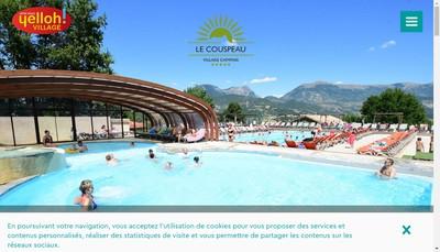 Site internet de Le Couspeau