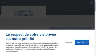 Site internet de Le Sommier