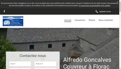 Site internet de Goncalves Alfredo