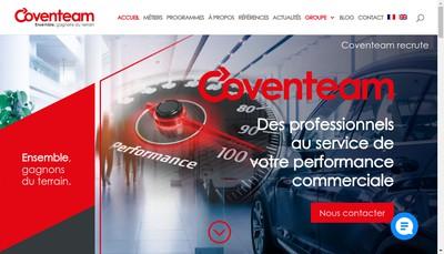 Site internet de Coventeam