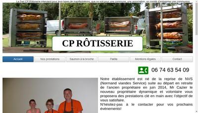 Site internet de Porcelet a la Broche