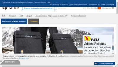Site internet de CP France
