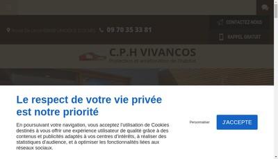 Site internet de CPH