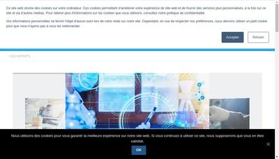 Site internet de Conseil Qualite Sante