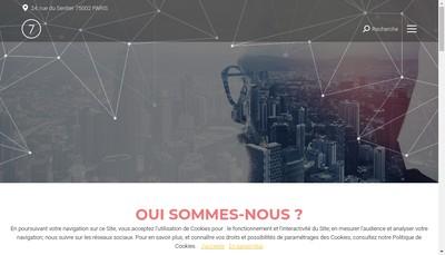 Site internet de Capitaux-Recherche-Desherence Crd