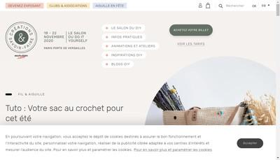 Site internet de Savoir-Faire