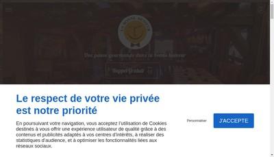 Site internet de La Bonne Humeur