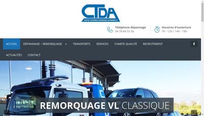 Site internet de CTDA