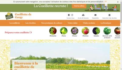Site internet de GIE Cls Chapeau de Paille