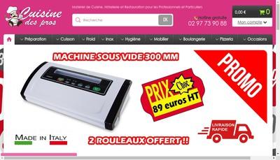 Site internet de Manon Pro Chr
