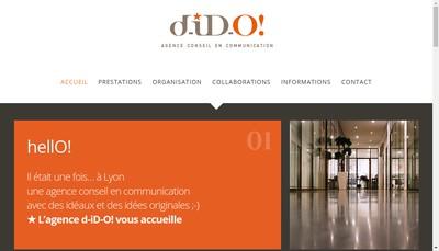 Site internet de D-Id-O!
