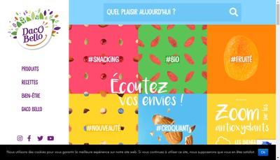 Site internet de SA Daco France