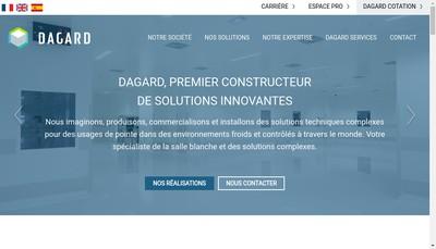 Site internet de Dagard