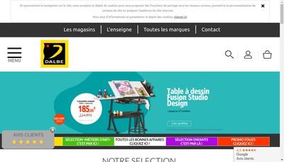 Site internet de Dalbe