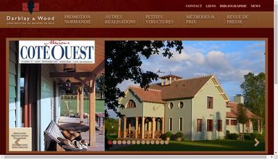 Site internet de Darblay & Wood