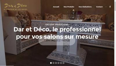 Site internet de L'Art d'Orient