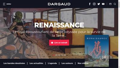 Site internet de Dargaud Music
