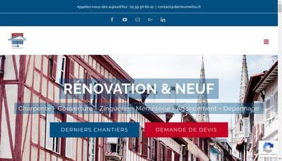 Site internet de Darrieumerlou