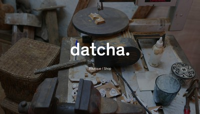 Site internet de Datcha
