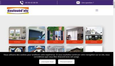 Site internet de Dauloued'Alu