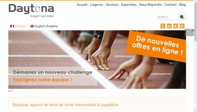 Site internet de Extense