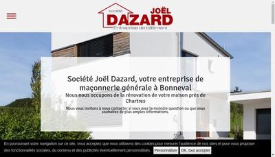 Site internet de Societe Joel Dazard