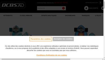 Site internet de Dernier Cri