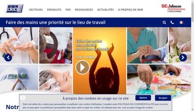 Site internet de Sbs